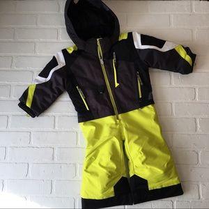 Obermeyer boys snowsuit 2T